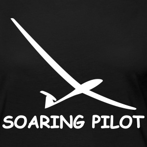 soaring pilot - Women's Premium Long Sleeve T-Shirt