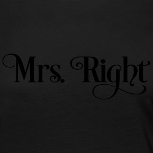 Mrs right - Women's Premium Long Sleeve T-Shirt