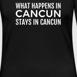 Cancun Vacation - Women's Premium Long Sleeve T-Shirt