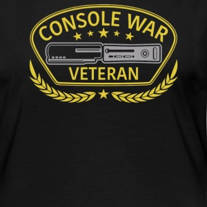 Console War Veteran - Women's Premium Long Sleeve T-Shirt