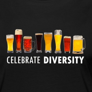 Celebrate Beer Diversity - Women's Premium Long Sleeve T-Shirt