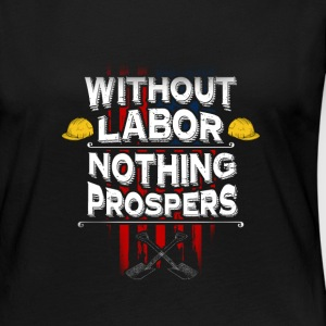 Labor day - Women's Premium Long Sleeve T-Shirt