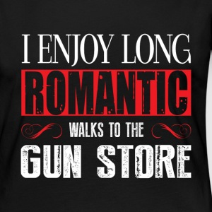 The Gun Store T Shirt - Women's Premium Long Sleeve T-Shirt