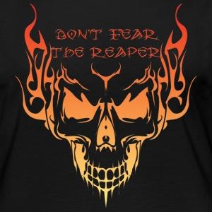 Don't Fear The Reaper, Halloween Tshirt - Women's Premium Long Sleeve T-Shirt