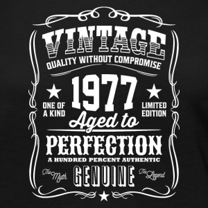 Vintage 1977 Aged to Perfection - Women's Premium Long Sleeve T-Shirt