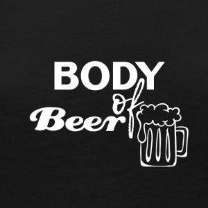 Body of Beer - Women's Premium Long Sleeve T-Shirt