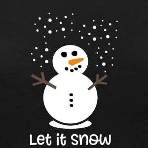 Let it snow - Women's Premium Long Sleeve T-Shirt