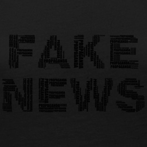 corruption fake news - Women's Premium Long Sleeve T-Shirt