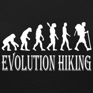 Evolution Hike Hiking - Women's Premium Long Sleeve T-Shirt