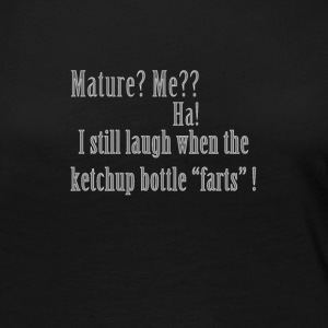 Mature? - Women's Premium Long Sleeve T-Shirt