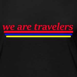traveler - Women's Premium Long Sleeve T-Shirt