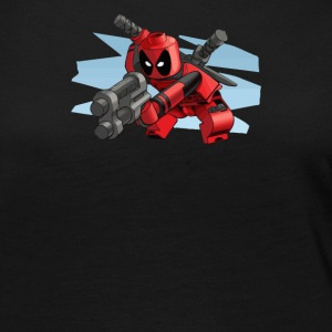 lego deadpool - Women's Premium Long Sleeve T-Shirt