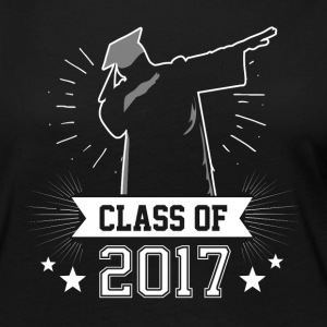 Class of 2017 Dabbing Graduate - Women's Premium Long Sleeve T-Shirt