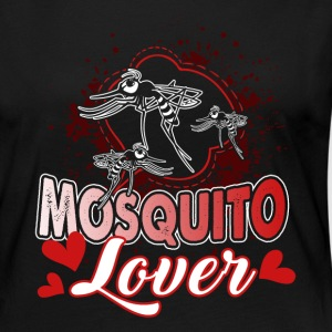 MOSQUITO LOVER SHIRT - Women's Premium Long Sleeve T-Shirt