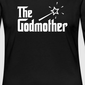 The Godmother - Women's Premium Long Sleeve T-Shirt