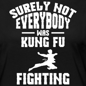 Kung fu - not everybody was kung fu fighting mar