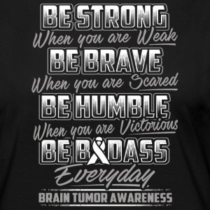 Brain cancer - brain tumor awareness for men/wom