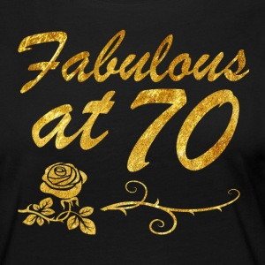 Fabulous at 70 years
