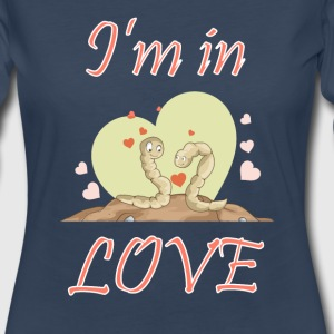 I am in love - Women's Premium Long Sleeve T-Shirt