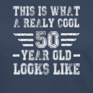 This is what a really cool 50 year old looks like - Women's Premium Long Sleeve T-Shirt