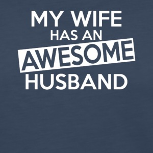HUSBAND - Women's Premium Long Sleeve T-Shirt