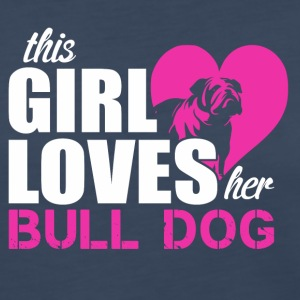 bulldog female - Women's Premium Long Sleeve T-Shirt