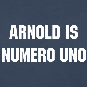 ARNOLD IS NUMERO UNO Schwarzenegger - Women's Premium Long Sleeve T-Shirt