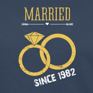 Married since 1982 - Women's Premium Long Sleeve T-Shirt