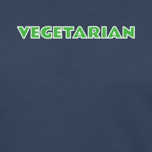vegetarian - Women's Premium Long Sleeve T-Shirt