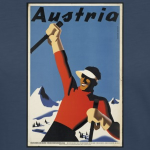 Austria Skier - Women's Premium Long Sleeve T-Shirt