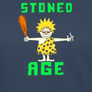 Stoned Age - Women's Premium Long Sleeve T-Shirt