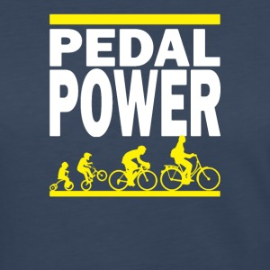 PEDAL POWER - Women's Premium Long Sleeve T-Shirt