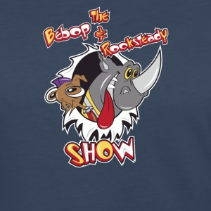 The Bebop and Rocksteady Show - Women's Premium Long Sleeve T-Shirt