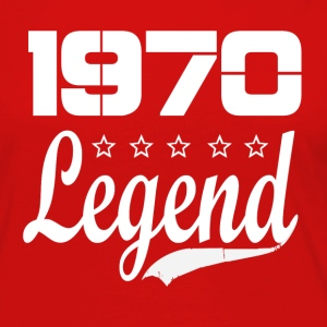 70 legend - Women's Premium Long Sleeve T-Shirt