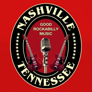 nashville good rockabilly - Women's Premium Long Sleeve T-Shirt