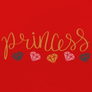 princess logo - Women's Premium Long Sleeve T-Shirt