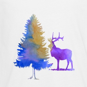Deer - Kids' Premium Long Sleeve T-Shirt