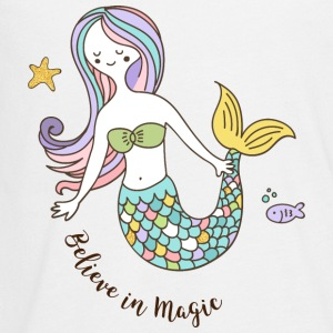 Mermaid - Kids' Premium Long Sleeve T-Shirt