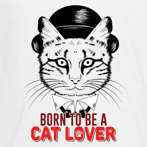 Born to be a cat lover - Kids' Premium Long Sleeve T-Shirt