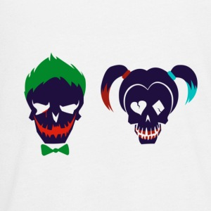Harley quinn and Joker from suicide squad - Kids' Premium Long Sleeve T-Shirt