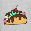 Ice Cream Taco - Kids' Premium Long Sleeve T-Shirt