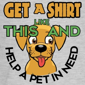 Dog - Pet Shelter Fundraiser - Kids' Premium Long Sleeve T-Shirt