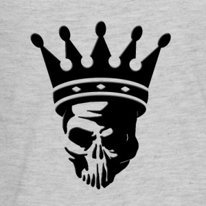 KING_skull_101 - Kids' Premium Long Sleeve T-Shirt