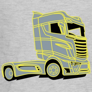 V8 Super Truck - Kids' Premium Long Sleeve T-Shirt