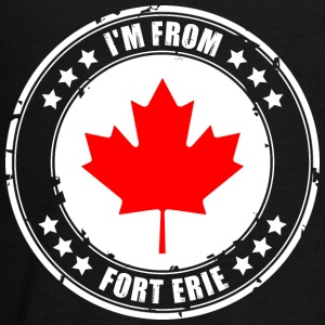 I'm from FORT ERIE - Kids' Premium Long Sleeve T-Shirt