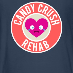 Candy Crush Rehab - Kids' Premium Long Sleeve T-Shirt