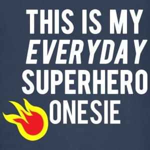 Everyday Superhero Baby - Kids' Premium Long Sleeve T-Shirt