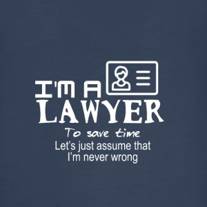 I am a Lawyer - Kids' Premium Long Sleeve T-Shirt