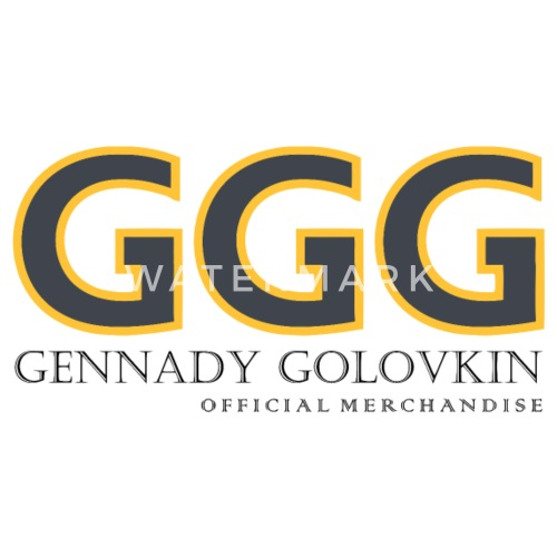 fd267d7c3a1df9 GENNADY GOLOVKIN - Official Merchandise by LUCKY RABBIT