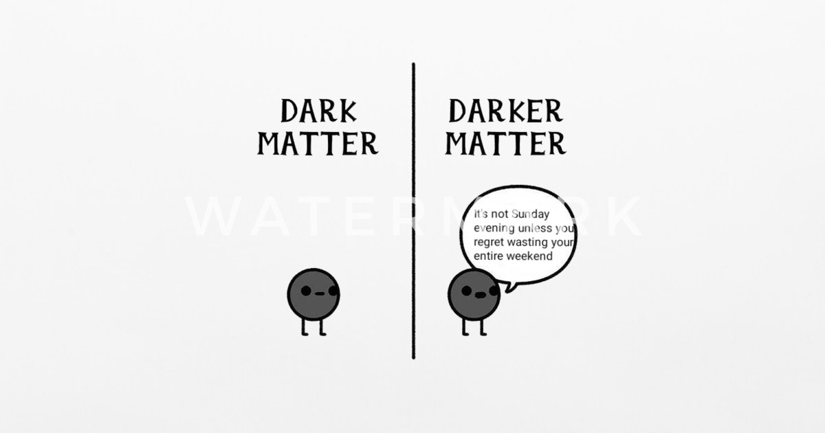 DARK MATTER REDDIT MEME! GIFT IDEA FOR FRIENDS Pillowcase 32'' x 20'' |  Spreadshirt
